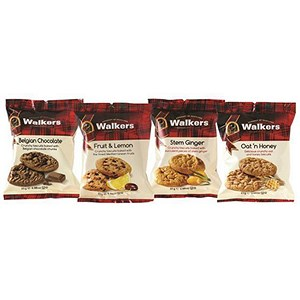 Image of Walkers Assorted Biscuits Twin Packs - Pack of 100