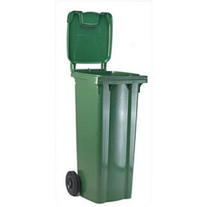 Image of Wheelie Bin / 80 Litre / Green