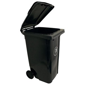 Image of Wheelie Bin / 120 Litre / Grey