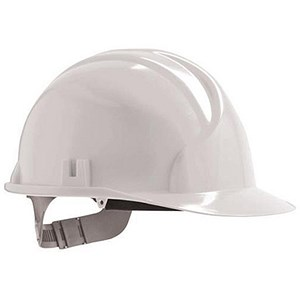 Image of Poly HDPE Safety Helmet with Slip Ratchet & 6 Point Harness