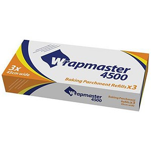 Image of Wrapmaster Baking Parchment - 450mm x 50m