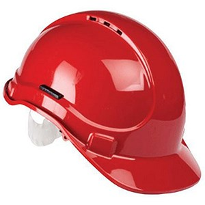 Image of Scott HC300EL Comfort Plus Helmet - Red