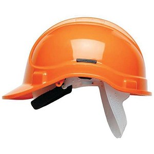 Image of Scott HC300EL Comfort Plus Helmet - Orange