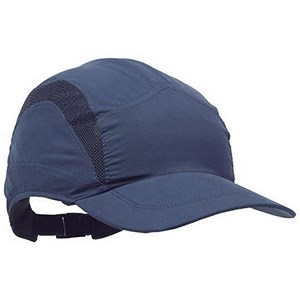 Image of Scott HC23 First Base Safety Bump Cap - Navy