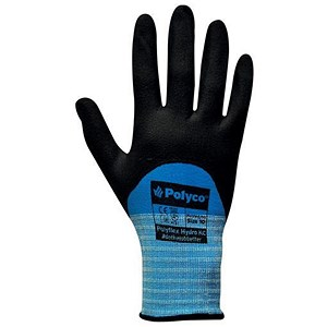 Image of Juba Smart Tip Touchscreen Nitrile Gloves / Size 9 / Pair