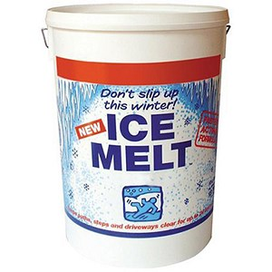 Image of Ice Melt Tub with Scoop 18.75kg