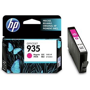 Image of HP 935 Magenta Ink Cartridge