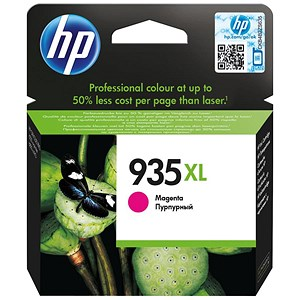 Image of HP 935XL Magenta Ink Cartridge