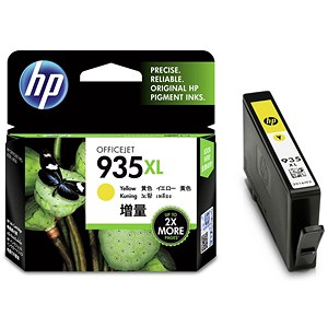 Image of HP 935XL Yellow Ink Cartridge