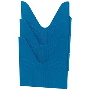 Image of Avery Mainline Display File / A4 / Blue / Pack of 3