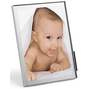 Image of Durable Desktop Fotoframe / 13x18cm / Silver