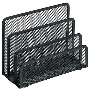Image of Vertical Wire Mesh Sorter - Black