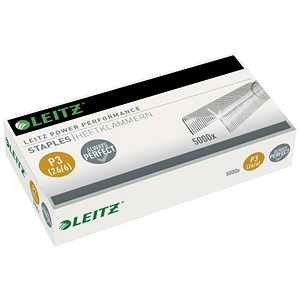 Image of Leitz P3 26/6mm Staples - Pack of 5000