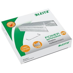 Image of Leitz 23/15XL Staples - Pack of 1000
