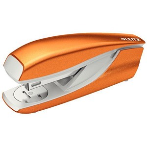 Image of Leitz NeXXt WOW Stapler / 3mm / 30 Sheet Capacity / Orange