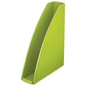 Image of Leitz WOW Magazine File - Green