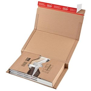 Image of Universal Despatch Wrap / 330x270x80mm / C4+ / Pack of 20