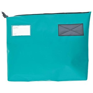 Image of A3+ Mailing Pouch with Gusset / 510 x 406 x 76mm / Green