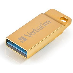 Image of Verbatim Metal Executive USB Drive 3.0 - 16GB