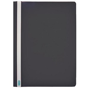 Image of Elba A4 Report File / Capacity: 160 Sheets / Black / Pack of 50