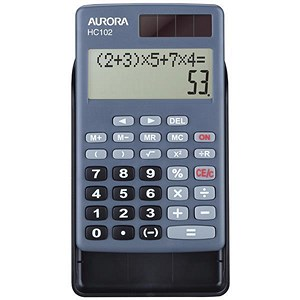 Image of Aurora Pocket Calculator