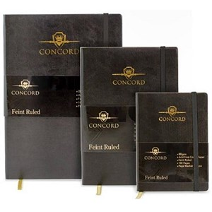 Image of Concord Flexi Cover Notebook / A6 / Pack of 3