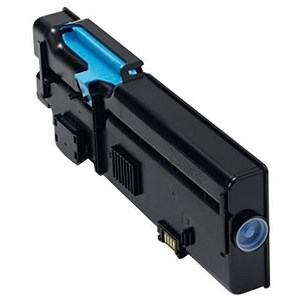 Image of Dell C2660dn/C2665dnf Cyan Toner Cartridge