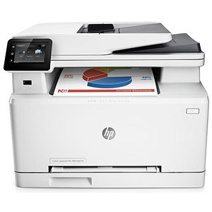 Image of HP Colour Laserjet Pro M277n Multifunction Printer