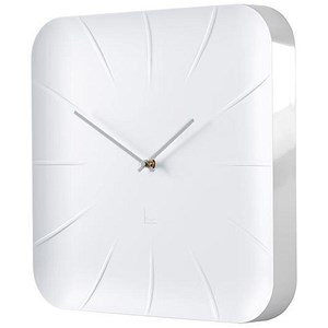 Image of Sigel Designer Wall Clock - White