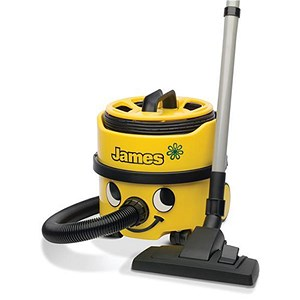 Image of Numatic James Vacuum Cleaner - Yellow