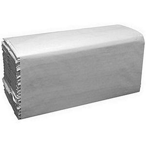 Image of Pristine C-Fold Hand Towels / 2-Ply / White / 12 Sleeves of 200 Sheets