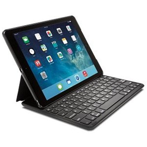 Image of Kensington Keyfolio ThinX2 Case for iPad Air2 - Black