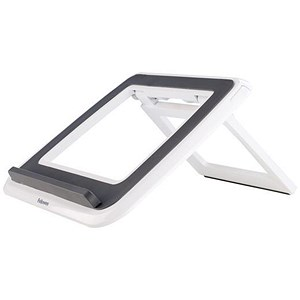 Image of Fellowes I-SPIRE Laptop Quicklift - White