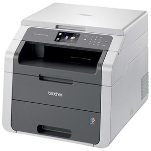 Image of Brother DCP9015CDW Colour Laser Printer