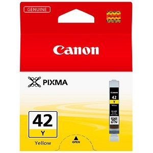 Image of Canon 42 Yellow Ink Tank