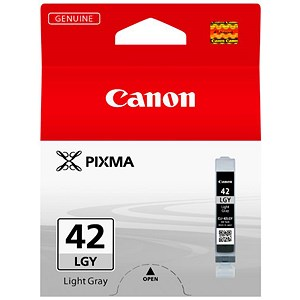Image of Canon 42 Light Grey Ink Tank