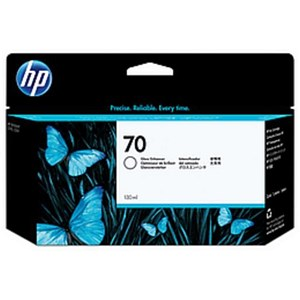 Image of HP 70 Gloss Enhancer Ink Cartridge