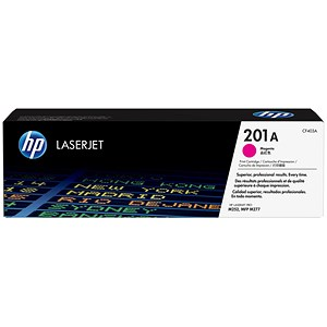 Image of HP 201A Magenta LaserJet Toner Cartridge
