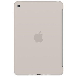 Image of Apple iPad Mini 4 Silicone Case - Stone