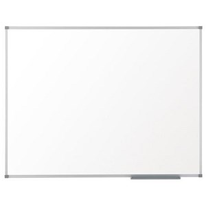 Image of Nobo Basic Whiteboard / Aluminium Frame / W600xH450mm / White