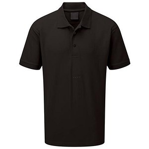 Image of Polo Shirt / Black / Medium