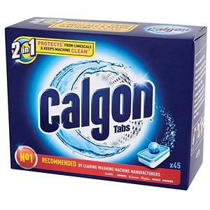 Image of Calgon Express Ball Tablets / Pack of 45
