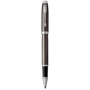 Image of Parker IM Roller Ball Pen / Espresso Chrome Trim / Black