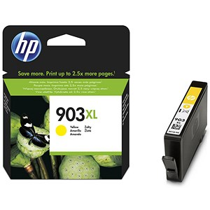 Image of HP 903XL High Yield Yellow Ink Cartridge