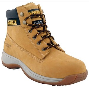 Image of Dewalt Hiker Boots / Size 11 / Wheat