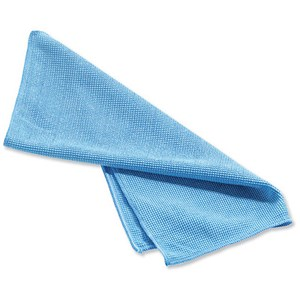 Image of Durable Superclean Microfibre Cleaning Cloth 250x250mm Ref 5795/06