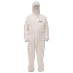Image of Kleenguard A40 Film Laminate Coverall - Large