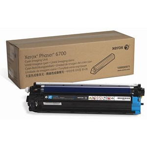 Image of Xerox Phaser 6700 Series Drum Unit Page Life 50000pp Cyan Ref108R00971