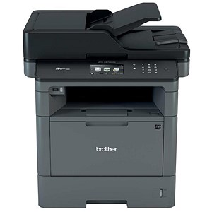 Image of Brother MFC-L5700DN Pro All-In-One Mono Laser Printer Fax 40ppm Auto Duplex Ref MFCL5700DN