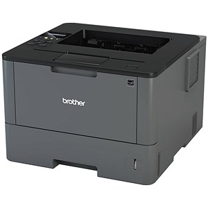 Image of Brother HL-L5000D High Speed Mono Laser Printer 40ppm Auto Duplex Ref HLL5000DZU1